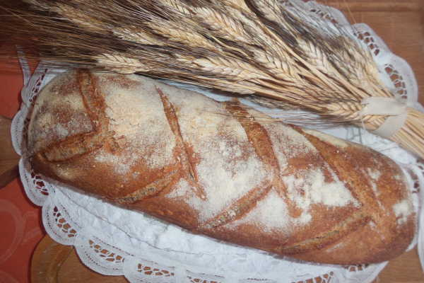 pane ai cinque cereali