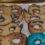 Maschere di carnevale biscotti