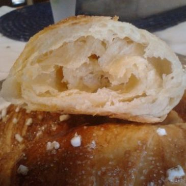 Croissants sfogliati