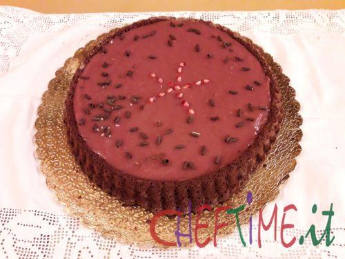 torta al melograno